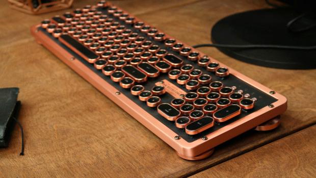 Si te va lo retro no te puedes perder el teclado Azio Retro Classic, Imagen 1
