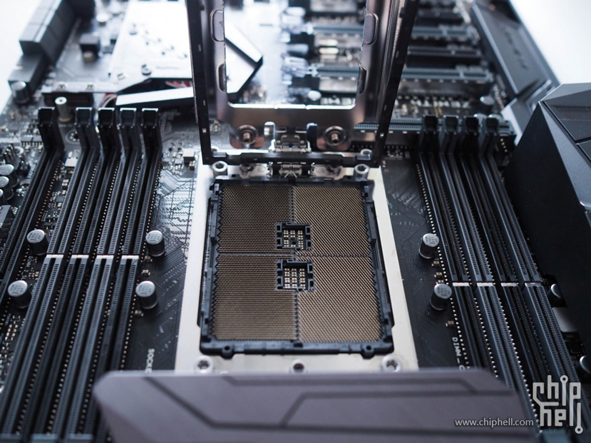 Filtrada la ASUS X399 Zenith Extreme para AMD Threadripper, Imagen 2