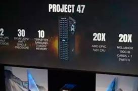 El AMD Project 47 desarrolla 1 PetaFLOP en el tamaño de un rack estándar