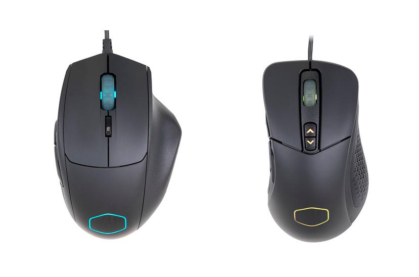Cooler Master anuncia sus ratones MasterMouse MM520 y MM530, Imagen 1