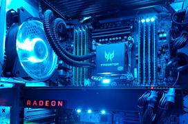 ACER sorprende con su sobremesa Predator Orion 9000 con 4 Radeon RX Vega y un Core i9 de 18 núcleos