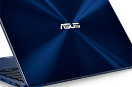 ASUS actualiza su gama Zenbook con procesadores Intel Core 8th y Geforce MX150