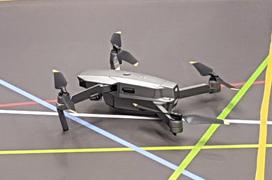 DJI hace más silencioso su drone plegable Mavic Pro Platinum