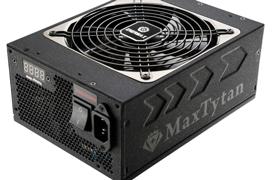 Enermax lanza dos fuentes MaxTytan con certificación 80 PLUS Titanium