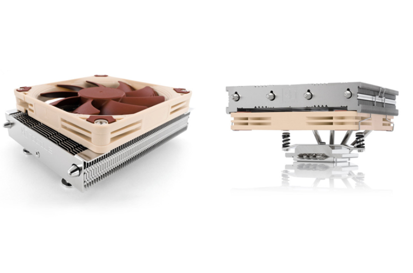 La plataforma AMD AM4 recibe los primeros disipadores de perfil bajo de Noctua, Imagen 1