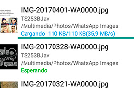 Como guardar tus fotos del móvil o Tablet a tu NAS QNAP automáticamente