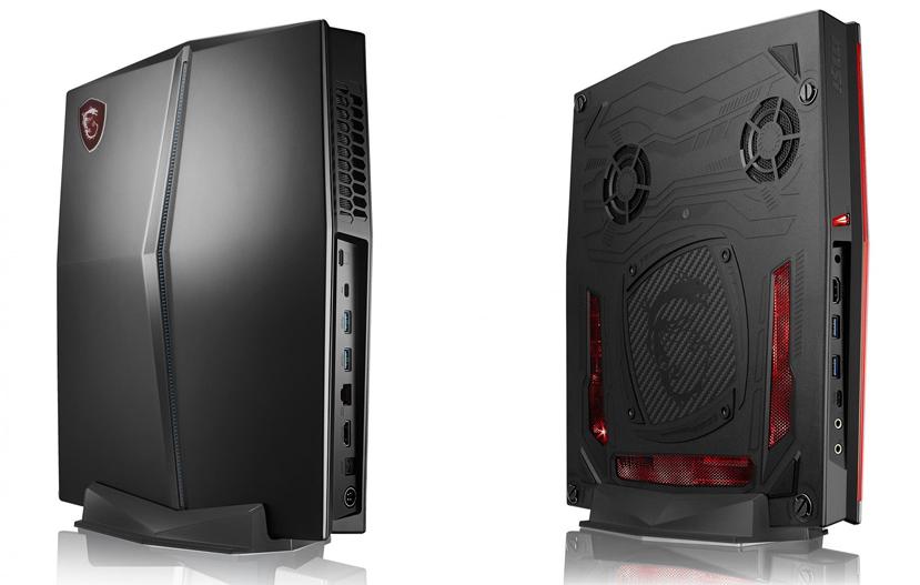 El MSI Vortex G25 es un pequeño PC gaming con procesadores Intel Core de 8ª Generación, Imagen 1