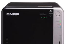 QNAP TS-453BT3, un NAS de 4 bahías con Thunderbolt 3 y 10GbE