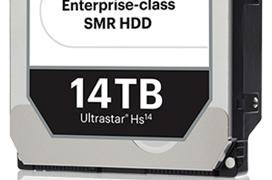 El primer disco duro de 14 TB ya está aquí de la mano de Western Digital