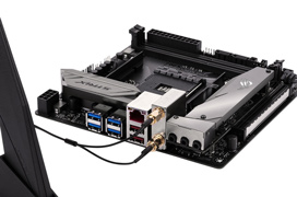 La ASUS ROG Strix B350-I llegará en formato Mini-ITX para RYZEN