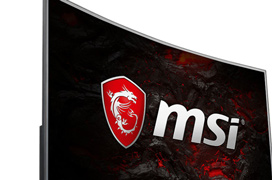 El MSI Optix AG32C es un monitor gaming curvado de 31,5 pulgadas