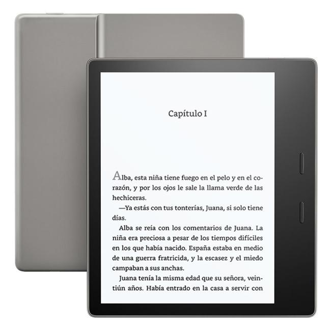 Amazon hace sumergible su e-reader Kindle Oasis, Imagen 1