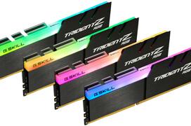 G.SKILL anuncia los primero kits de memoria DDR4 de 32 GB a 4.266 MHz