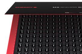 Cherry venderá interruptores MX sueltos para personalizar teclados