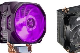 Cooler Master MasterAir MA610P y NA410P, dos disipadores de torre para CPU