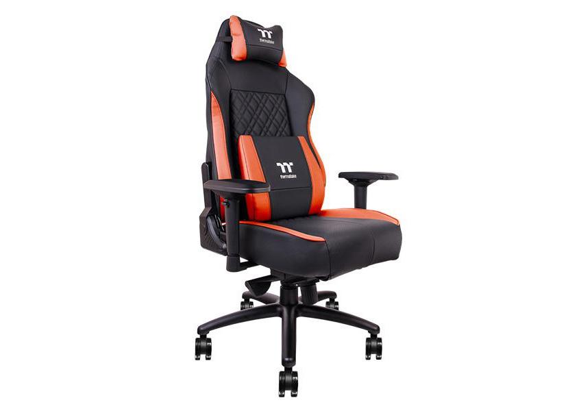 Thermaltake quiere que tengas el culo fresco con su última silla gaming, Imagen 2