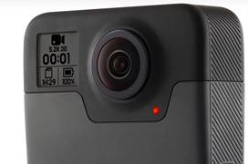 GoPro lanza su cámara 360 Fusion pero se deja algunas funciones en el tintero