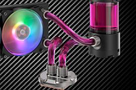 Refrigeración líquida semi-personalizada Cooler Master MasterLiquid Maker 240