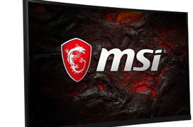 Monitor Full HD MSI Optix MAG24C con panel curvado de 24