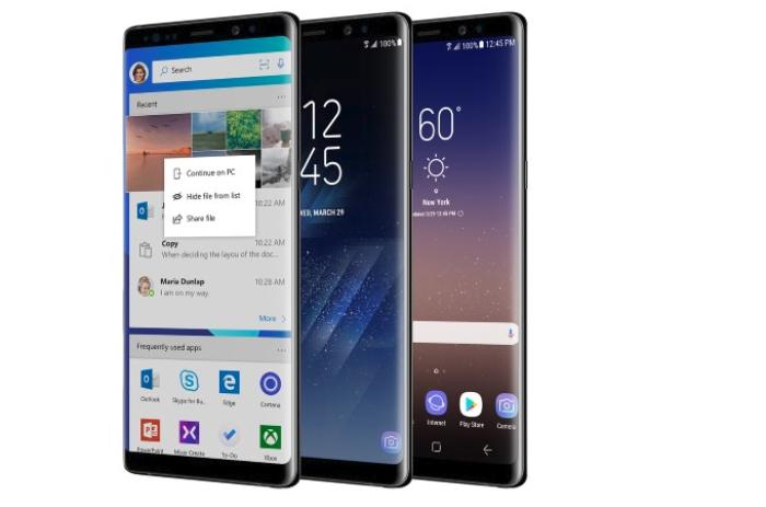 Microsoft empieza a vender el Galaxy Note 8 en su tienda, Imagen 1