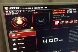 Consiguen hacer funcionar un Core i3-8350K en una placa Z170