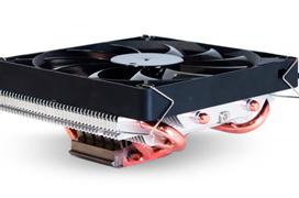 El disipador de perfil bajo GELID Slim Hero ya soporta procesadores AMD Ryzen