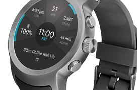 Android Oreo llega a los smartwatches