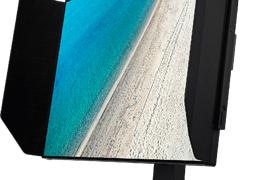 El monitor profesional 4K ACER PE320QK cubre el 130% de la gama sRGB