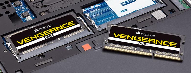 Corsair anuncia el kit de 32 GB DDR4 para portátiles más rápido del mundo, Imagen 1