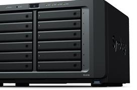 El NAS Synology FlashStation FS1018 se olvida de los discos duros mecánicos