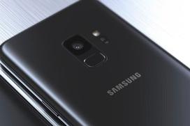 El sensor de huellas cambia de sitio en el Galaxy S9