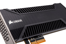Corsair amplía la capacidad de su SSD PCIe Neutron NX500 hasta los 1.600 GB