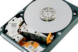 Toshiba anuncia un HDD de 2,5
