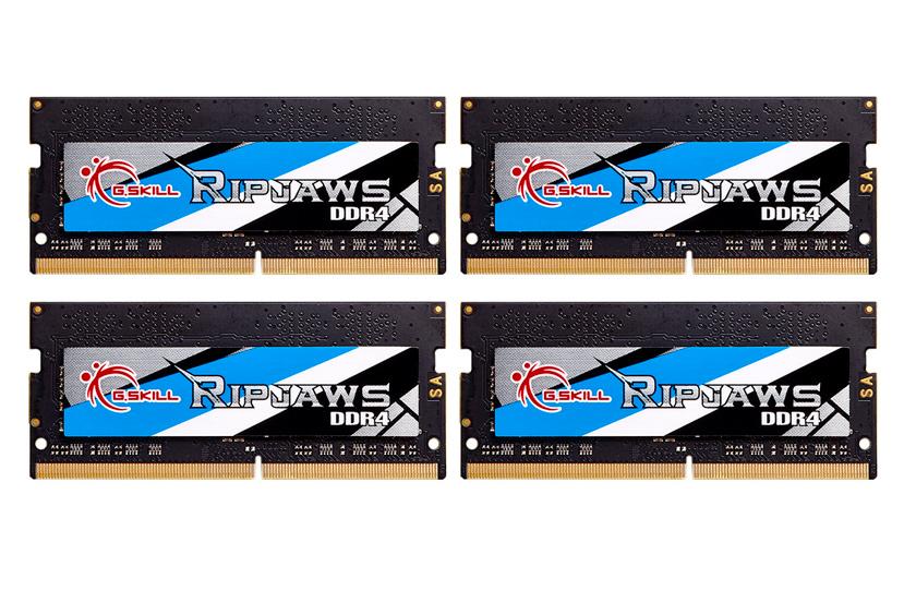 G.Skill desvela las memorias SO-DIMM DDR4 de 64GB más rápidas del mercado, Imagen 1
