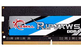 G.Skill desvela las memorias SO-DIMM DDR4 de 64GB más rápidas del mercado