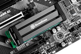 Lo nuevo de Silverstone es un disipador para SSD M.2