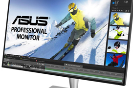 Monitor ASUS ProArt PA27AC con dislayHDR400