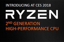 Las CPUs Pinnacle Ridge de AMD llegarán en abril de 2018 y estarán fabricadas a 12nm
