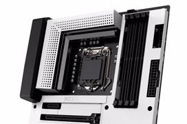 NZXT entra en el mercado de placas base con su N7 Z370