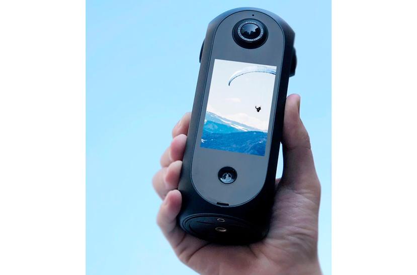 La Pisofttech Pilot Era es la primera cámara 8k de 360º capaz de procesar los vídeos por sí misma, Imagen 2