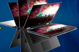 El Dell XPS 15 se hace convertible y añade procesadores Intel con GPU AMD Vega integrada