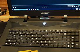 El nuevo Gigabyte Aorus X9 presume de ser el portátil mas delgado con dos GPU