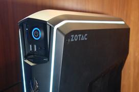 El Zotac Mek 1 es un llamativo PC gaming de formato SFF