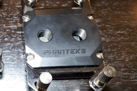 Phanteks pasa a Acetal sus bloques de refrigeración líquida