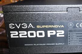 ¿Necesitas potencia? Esta fuente de EVGA ofrece 2200W