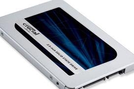 """Crucial lanza sus SSD MX500 en formato de 2,5"""""""