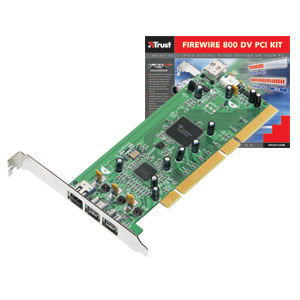 Trust FireWire saca al mercado su Kit PCI, Imagen 1