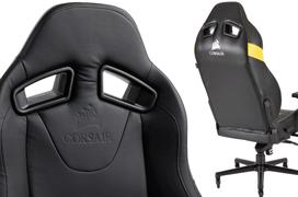 Corsair lanza su silla gaming T2 WARRIOR
