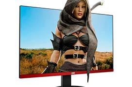 AOC renueva su gama de monitores gaming G90 Series con FreeSync