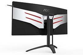 Nuevo monitor gaming AOC Agon AG352UCG6 con G-Sync y 120 Hz